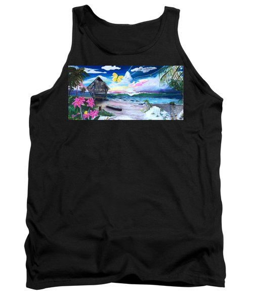 Florida Room Tank Top