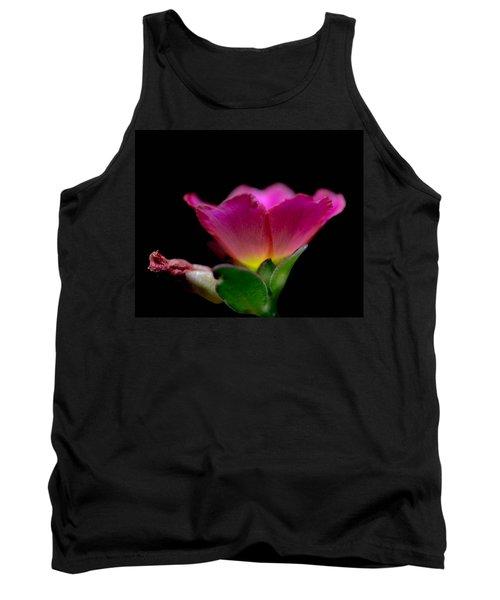Flower Light Tank Top