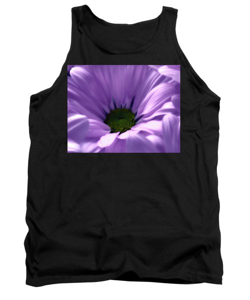 Flower Macro Beauty 4 Tank Top