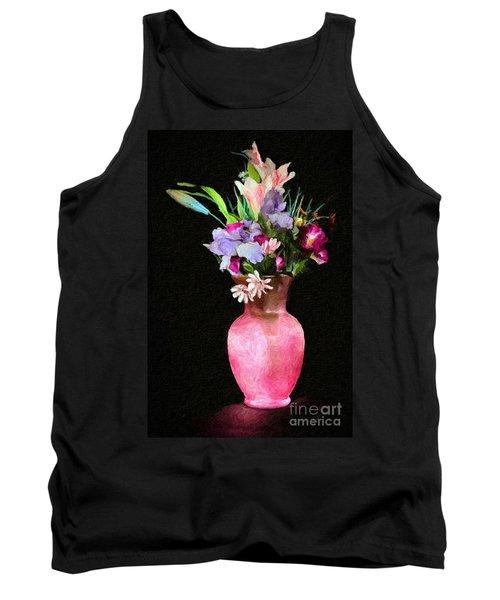 Flowers 4 Tank Top