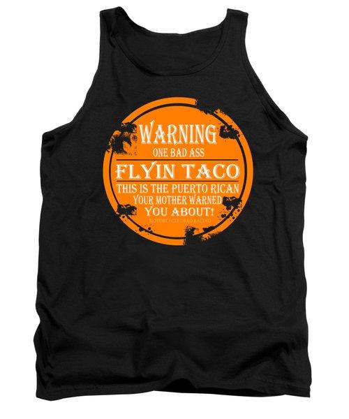 Flyin Taco Tank Top