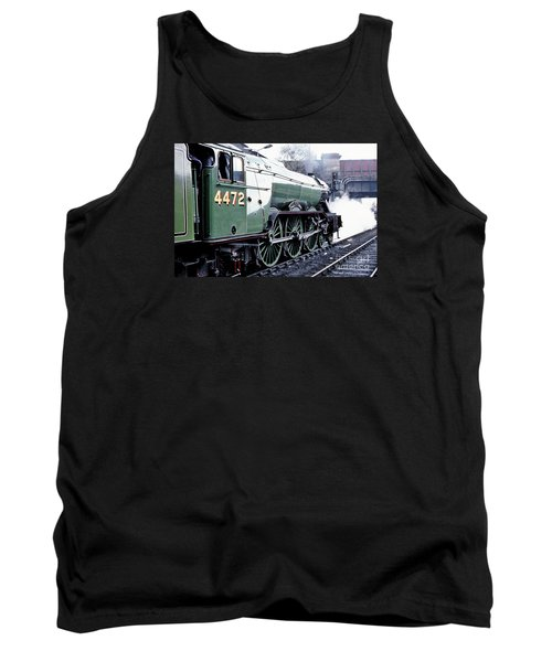 Flying Scotsman Locomotive Tank Top