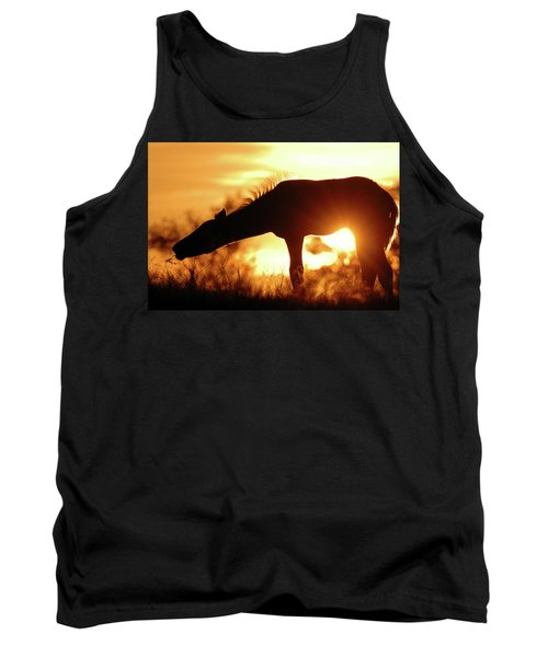 Foal Silhouette Tank Top