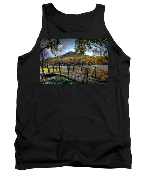 Foot Bridge Tank Top by Todd Hostetter
