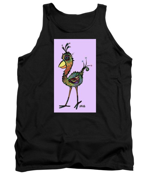 For The Birds Tank Top