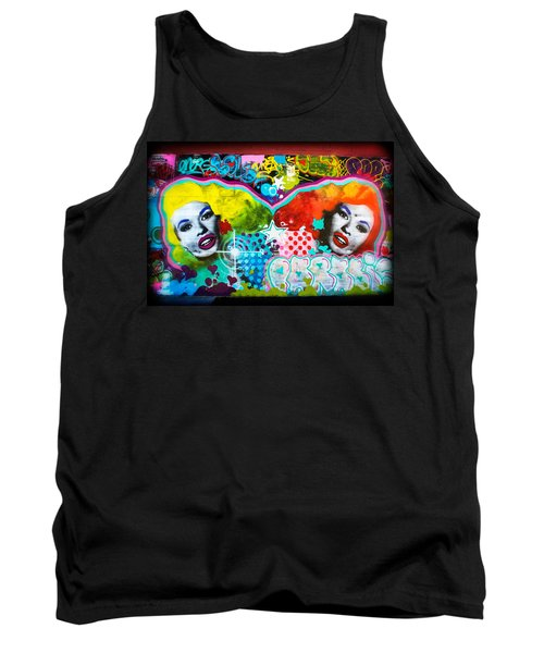 For The Love Of Jane Tank Top