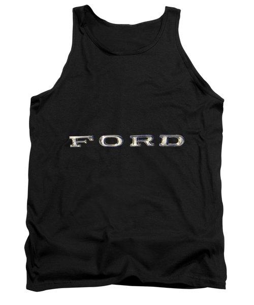 Ford Emblem Tank Top