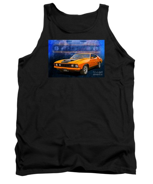 Ford Falcon Xb 351 Gt Coupe Tank Top
