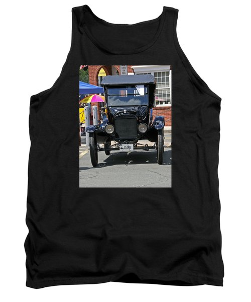 Ford Model T 2 Tank Top