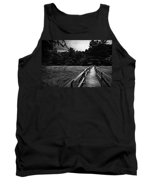 Fore River Marsh Tank Top