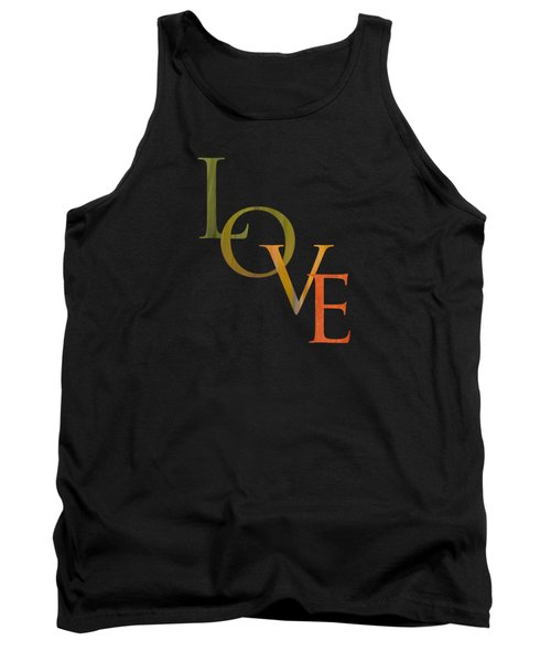 Forest Illusions- Love Tank Top