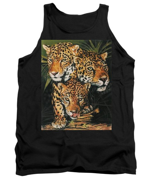 Forest Jewels Tank Top