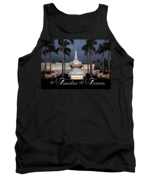 Forever Families Tank Top by Denise Bird
