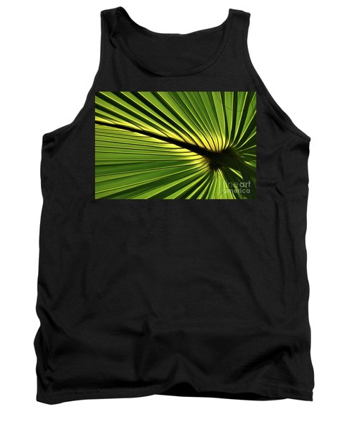 Forever Fronds Tank Top