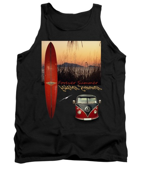 Forever Summer 1 Tank Top