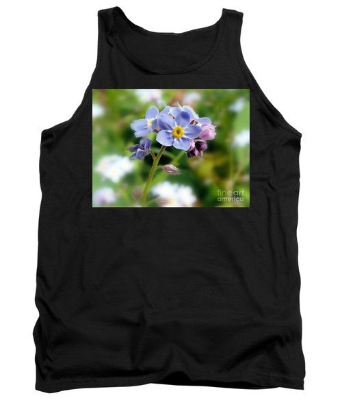 Forget-me-not Tank Top