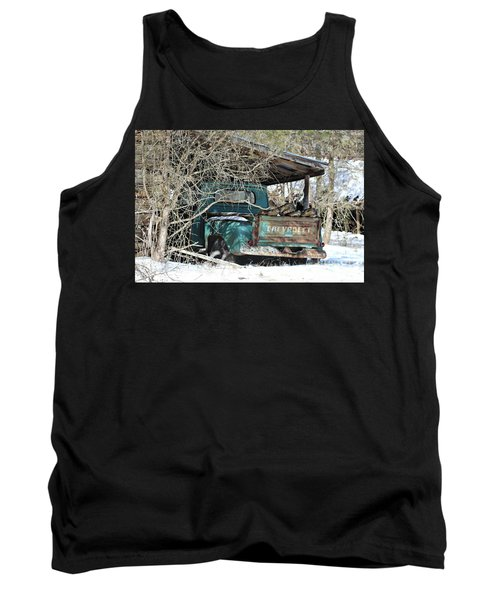 Forgotten Truck Tank Top