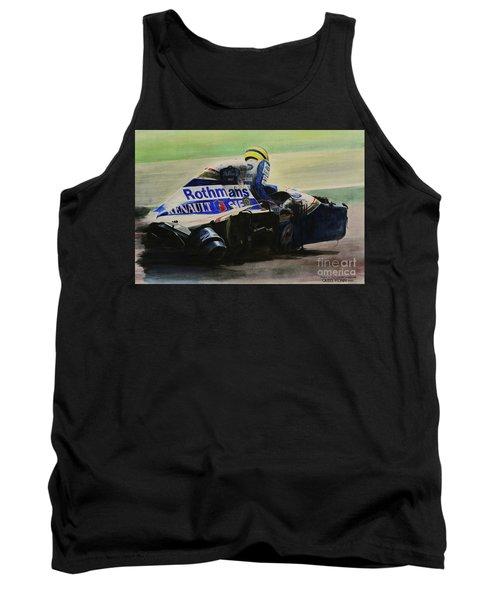 Formula Alone Tank Top