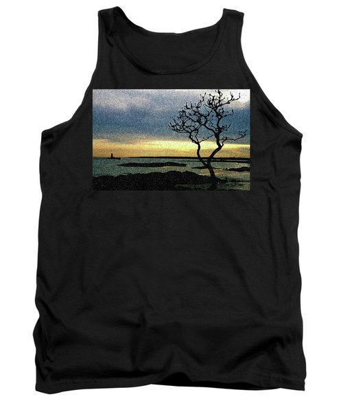 Fort Foster Tree Tank Top