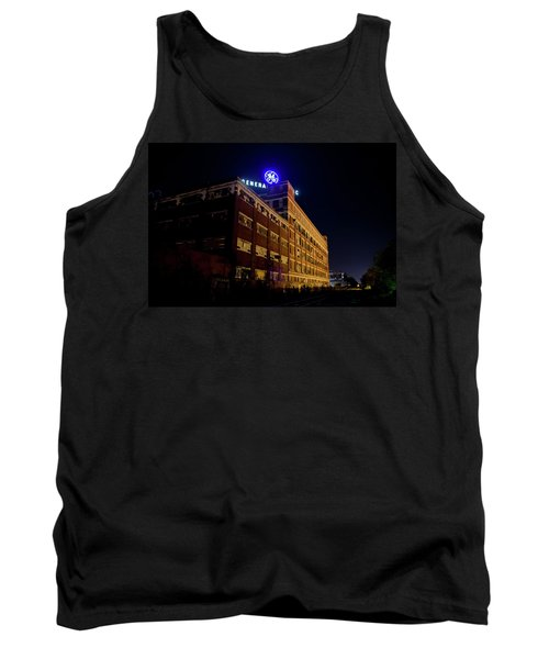 Fort Wayne In Ge Building - Jpmmedia.com Tank Top