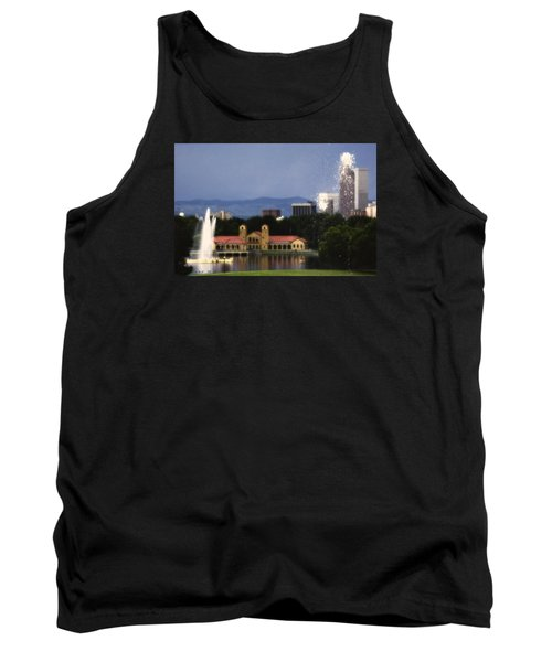 Fountains Tank Top
