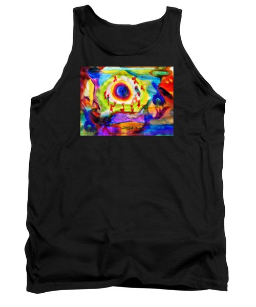 Four Winds By Colleen Ranney Tank Top