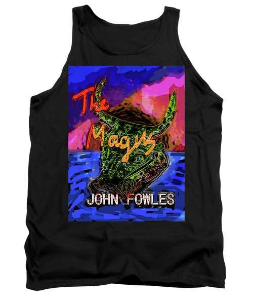 Fowles Magus Poster  Tank Top