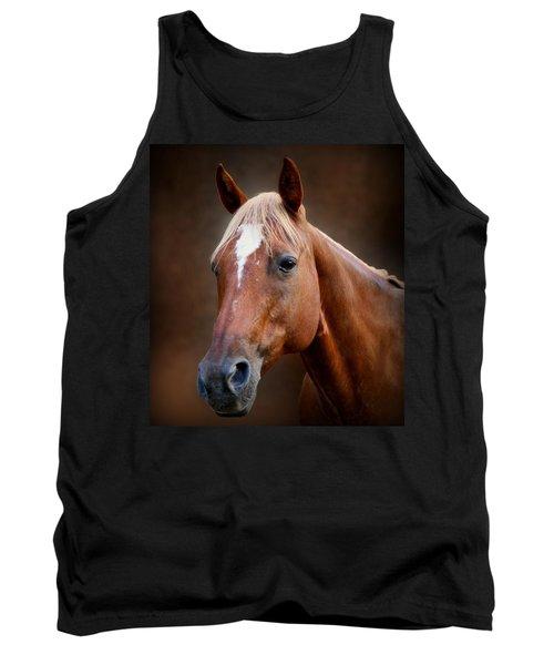 Fox - Quarter Horse Tank Top