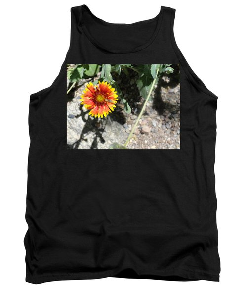 Fragile Floral Life On The Trail Tank Top