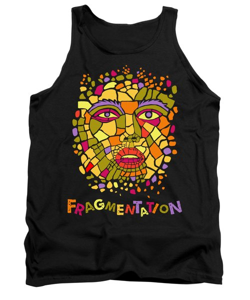 Fragmentation Tank Top
