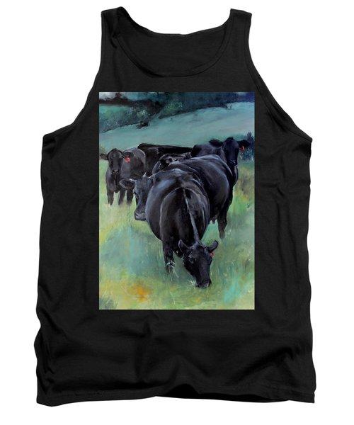 Free Range Cow Girls Tank Top