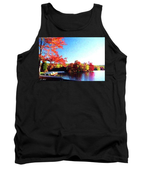 French Creek Fall 020 Tank Top