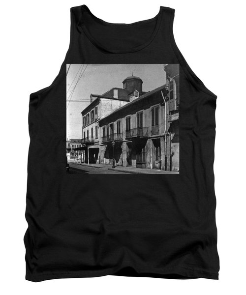 French Quarter Residences Tank Top