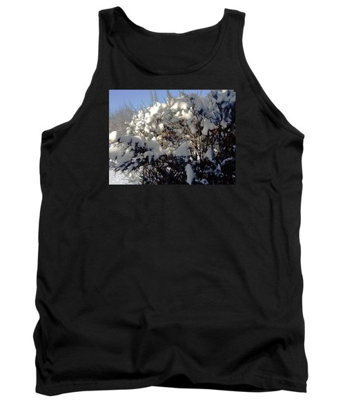 Fresc Snow Tank Top