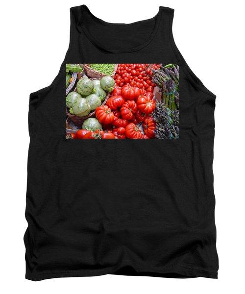 Fresh Vegetables Tank Top