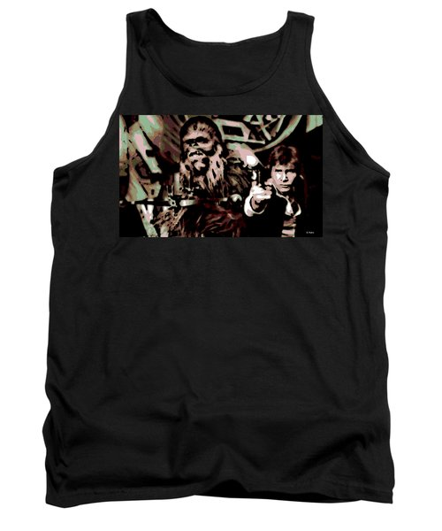 Friends Tank Top