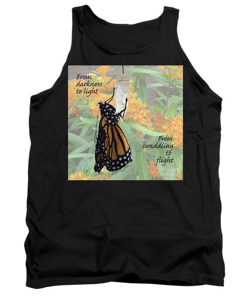 From Darkness To Light Tank Top