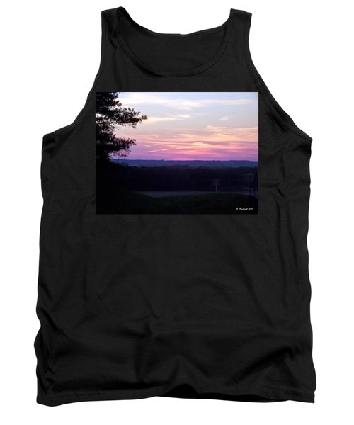 Tank Top featuring the photograph From Here To Eternity by Betty Northcutt
