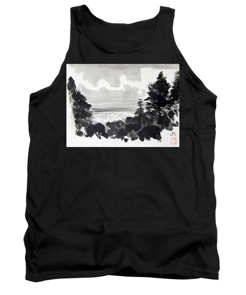 From The Hill Tank Top