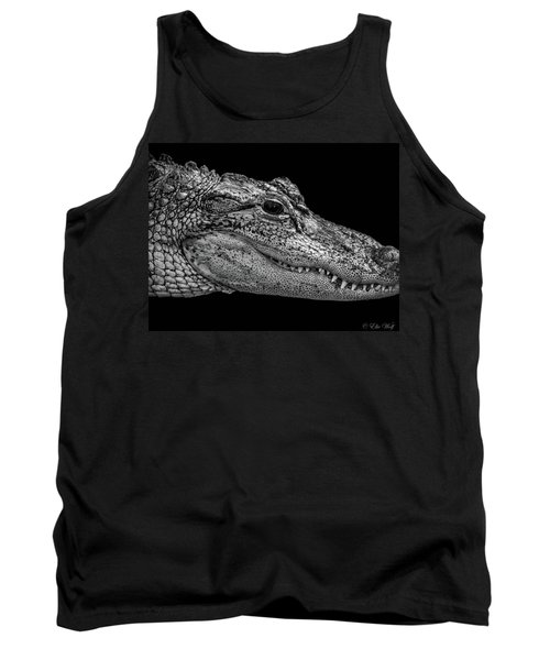 From The Series I Am Gator Number 9 Tank Top