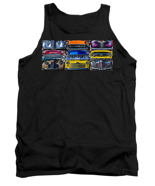 Front Ends Tank Top