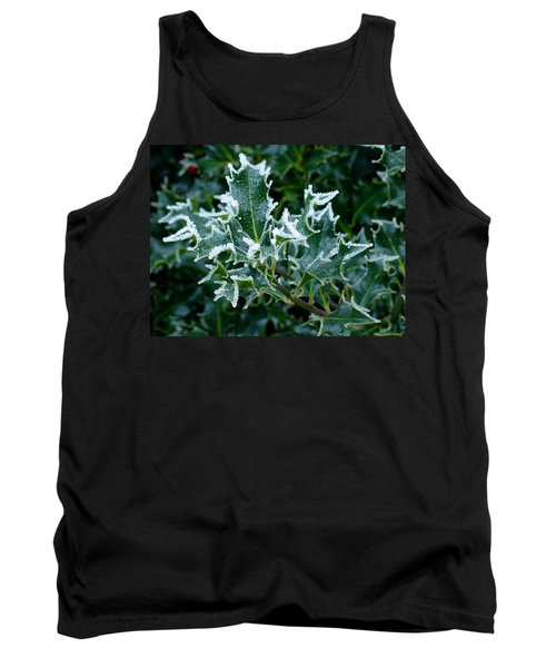 Frosted Holly Tank Top