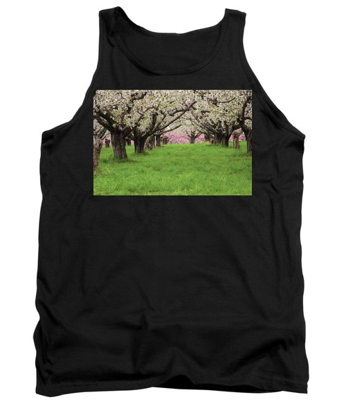 Fruit Orchard Tank Top by Utah Images
