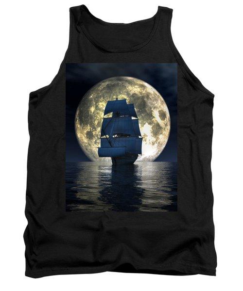 Full Moon Pirates Tank Top
