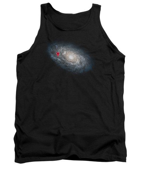 Funny Astronomy Universe  Nerd Geek Humor Tank Top
