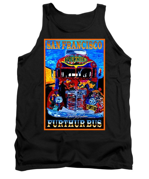 50th Anniversary Further Bus Tour Tank Top