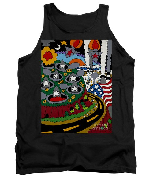 Future Development B Tank Top