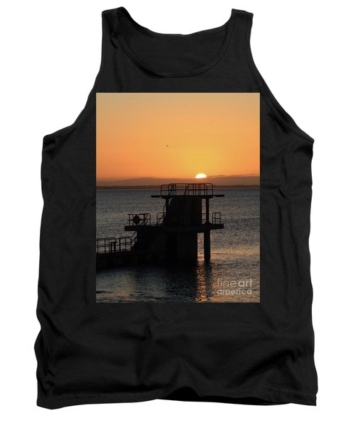 Galway Bay Sunrise Tank Top