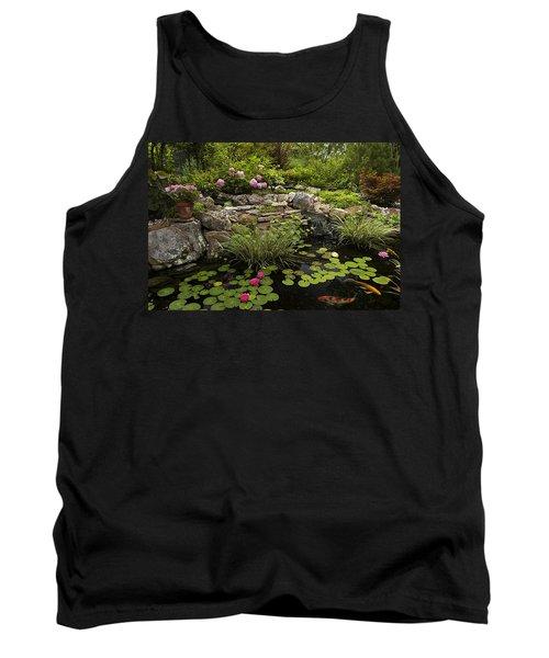 Garden Pond - D001133 Tank Top