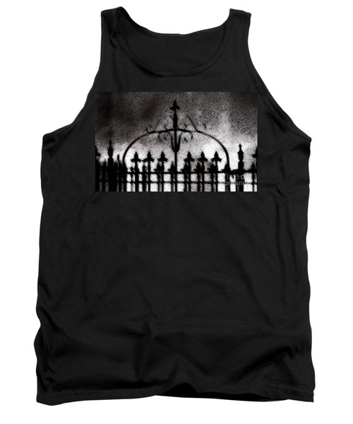 Gated Tank Top